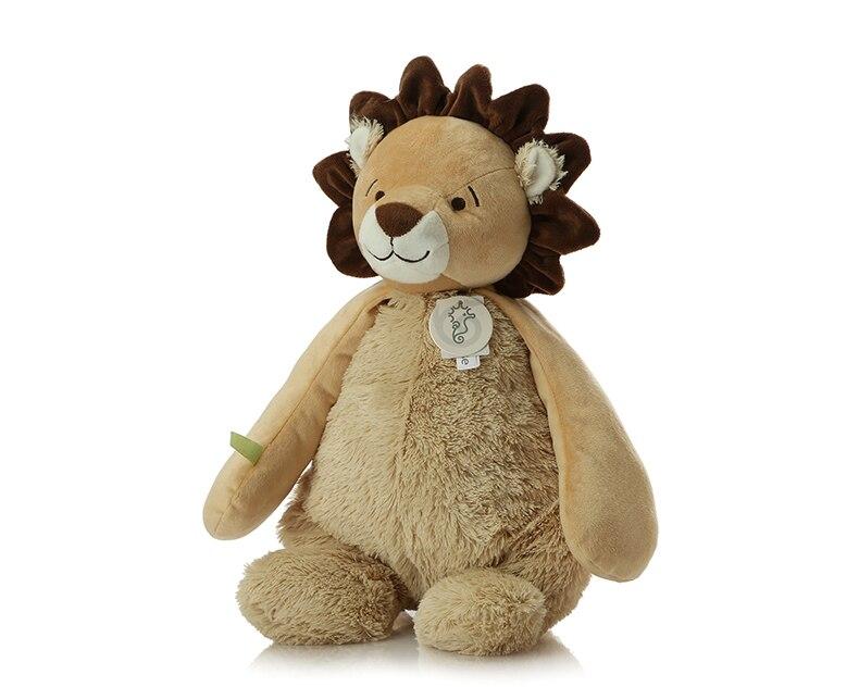Peluche poupée lion mignon Wang Yuans même poupée Enfants cadeau d'anniversaire Fille
