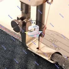 6.4mm steel 1/4 sewing machine presser foot accessories presser foot thick industrial sewing machine in the car