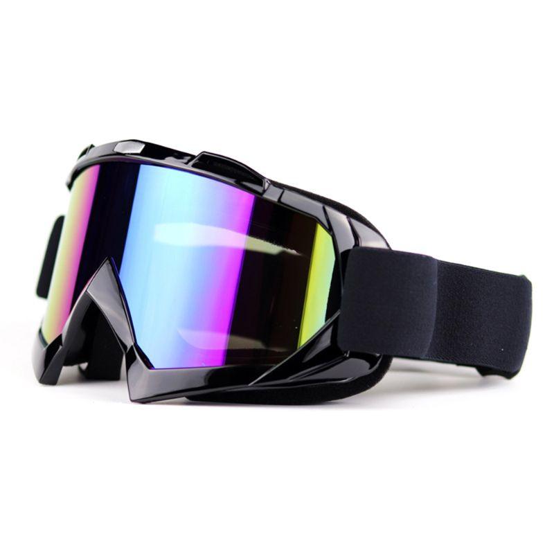 2019 NEW Windproof Motorcycle Goggles For Off-Road MX Motocross ATV UTV Dirt Bike Race Quad Trail Rider