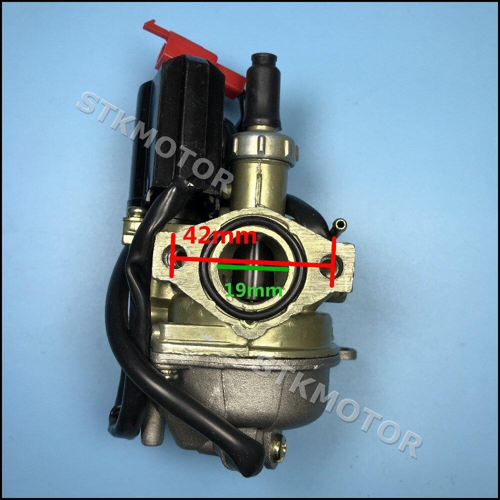 Hot Sale] 17mm Carb Carburetor For Honda 2 Stroke 50cc Dio
