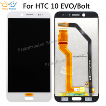 "5.5"" For HTC 10 EVO LCD Display Touch Screen Digitizer For HTC 10 EVO Bolt Touch Screen Replacement Parts Evo 10 Display"