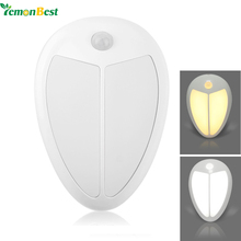 Mini Wireless Infrared Motion Sensor Baby LED Night