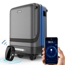 Чемодан для путешествий TALE, новинка 2019, тележки для чемоданов с автоматическим подключением к чемодану 20 дюймов, чехол для путешествий