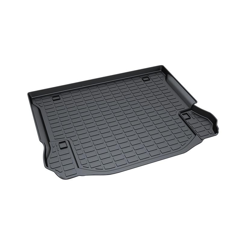 Trunk Mat For new Jeep Wrangler four doors Waterproof Car Protector Carpet Auto Floor Mats Keep Clean Interior Accessories