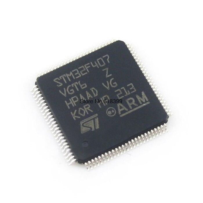 Stm32F Stm32F407 Price Lqfp100 Imported Original Stm32F407Vgt6