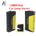2016 Wholesale Multi-function 12000mAh Car Battery Charger Emergency Car Jump Starter Auto Rechargeable Mobile phone Bank Power
