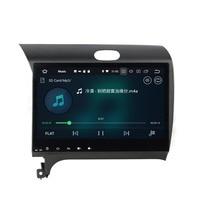 10,1 4 GB Оперативная память Android 8,0 автомобилей Радио gps мультимедийное головное устройство для Kia Cerato K3 Forte 2013 Bluetooth WI FI USB видеорегистратор зерк