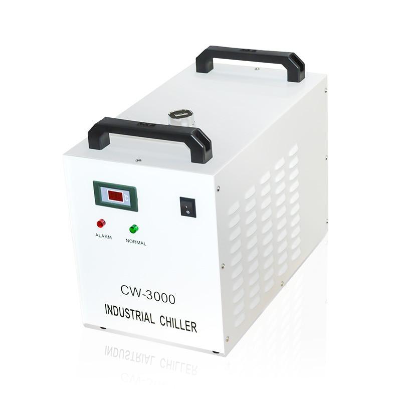 Enfriador de agua láser industrial CW3000 110V 60HZ - Piezas para maquinas de carpinteria - foto 3