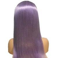 Перуанские человеческие волосы, парики на шнурках, чистый цвет, 613, медовый блонд, парики на шнурках, синий, фиолетовый, предварительно сорва