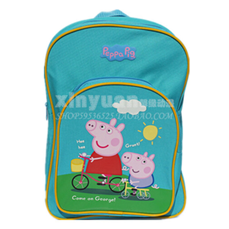 Pink Pig Backpack children school bags cartoon bag mochila infantil mochila pepa Diaper Bags pig bolsas for girls boys ...