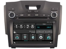 Car Gps Dvd Head Unit Radio for Chevy Chevrolet S10 Isuzu Dmax 2012-2015 Navigation Phone Mirror Multimedia 3G WIFI DVR 1080P