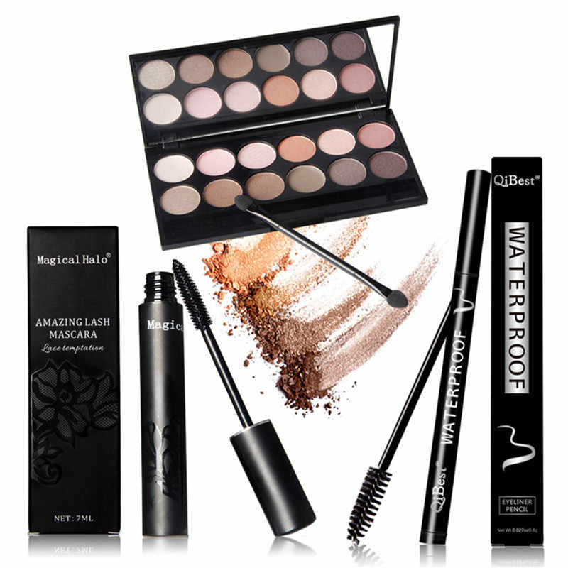 Detail Feedback Questions about MENOW Brand Make up set Lip