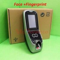 Биометрические Для лица Управление доступом ZK Для лица рабочего времени и Управление доступом; Iface7 MultiBio 700 дверь Управление;