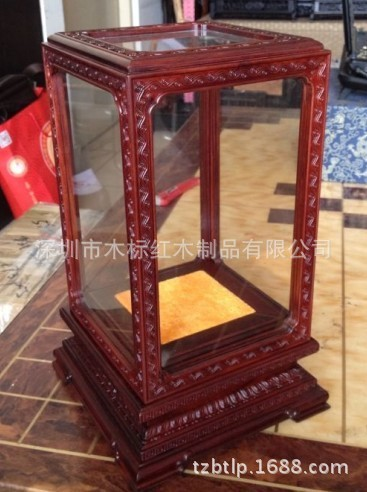 Us 799 0 Custom Wood Wooden Jewelry Box Upscale Jewelry Box Carved Wooden Jewelry Box Customized In Bottles Jars Boxes From Home Garden On