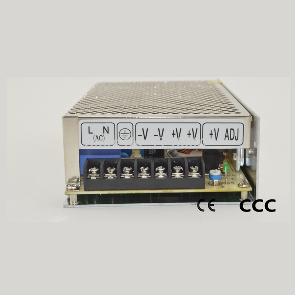 ac to dc cheap  150w S-150-9 16.7A  9V /Adapters 88-132 V/176-264VCE certification Ied driver source swtching pwer supIy voIt ac to dc direct quaiity watts 480w 48v 10a dr 480 48 draii singie output ce ied driver source swtching pwer supiy voit