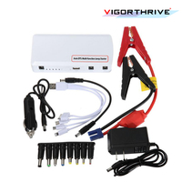wholesale multi function car battery charger car jump starter mobile phone power bank rechargeable battery