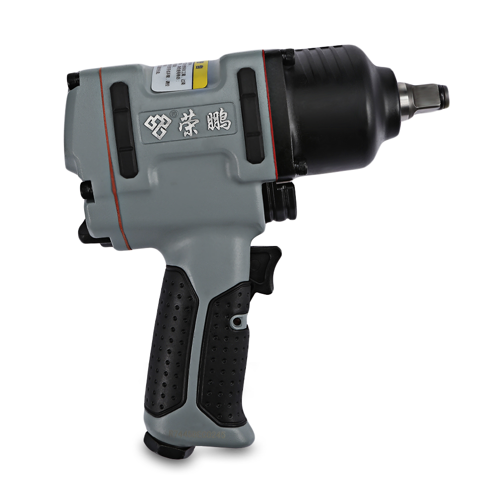 Air Impact Wrench 7445 1/2 Inch 16mm Alloy Steel 7000 RPM Free Speed Twin Hammer Pneumatic Torque Spanner With Rotary Switch impact wrench