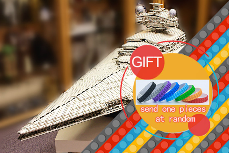 05027 3250Pcs Star Classic Series Wars Emperor fighters star ship war Model Building Blocks Compatible with 10030 lepin new lepin 05027 3250pcs star wars imperial star destroyer model building kit blocks bricks compatible legoed toys 10030