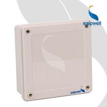 160*160*60mm  IP67 ABS Junction Box / Plastic Screw Type  Waterproof  Enclosure   (SP-02-161660)