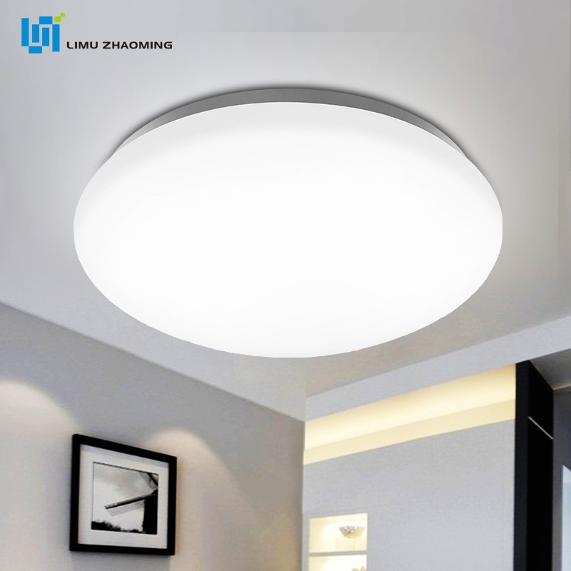 220V 10W LED Ceiling light Acrylic Round Kitchen Light Modern Lamp  Restaurant Bathroom Lamp Led lighting 30cm Home Decor Lights in Ceiling  Lights from. 220V 10W LED Ceiling light Acrylic Round Kitchen Light Modern Lamp