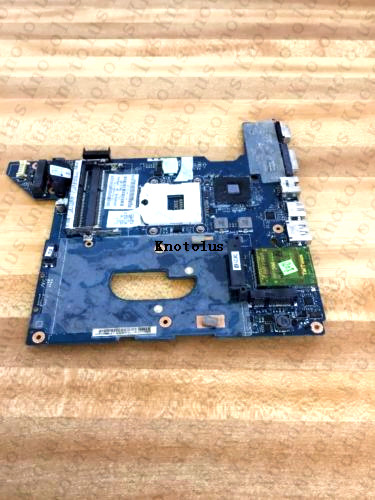 590350-001 For HP pavilion DV4 DV4-2000 laptop motherboard NAL70 LA-4106P HM55 Graphics DDR3 Free Shipping 100% test ok 574680 001 1gb system board fit hp pavilion dv7 3089nr dv7 3000 series notebook pc motherboard 100% working