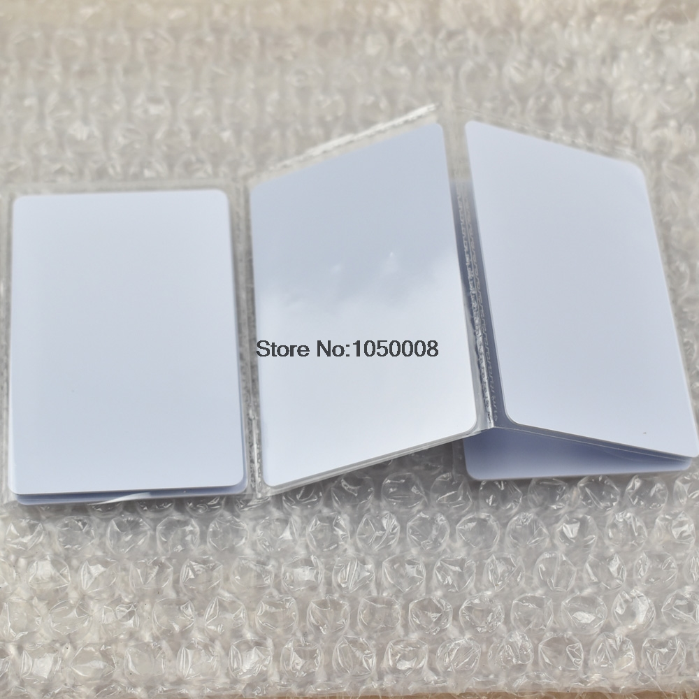 5pcs/Lot  RFID 125khz Writable Rewritable T5577 EM4305 Smart Blank Thin pvc ID Card 1pcs lot em4305 rfid tag blank card thin pvc card read and write writable readable rfid 125khz smart card