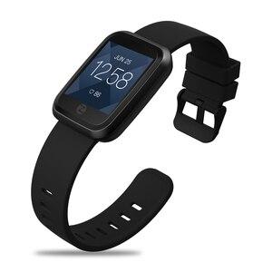 Image 3 - ספורט Smartwatch המקורי Zeblaze קריסטל 2 Bluetooth 4.0 חכם שעון עמיד למים חכם צמיד רב שפה מדריך למשתמש