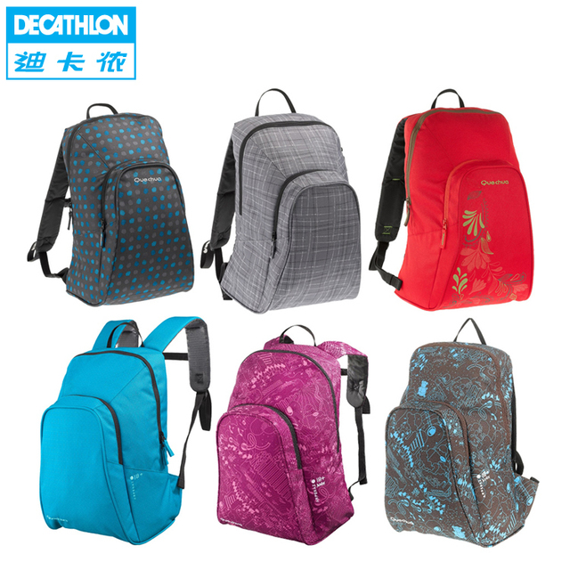c66b684a38 DECATHLON outdoor travel light fashion 18 backpack quechua arp 18 ...