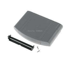 Image 2 - 10 sets/partij Vervanging Game Card Shell voor Nintendo N64 Game Cartridge Cover Plastic Behuizing