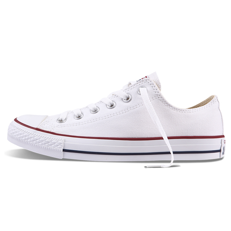 Original Converse ALL STAR classique respirant toile bas-Top chaussures de skate unisexe authentique nouvelle Version baskets pour les jeunes - 2