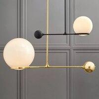 מודרני LED תליון אורות מקורה תאורת חדר אוכל מנורת שחור מינימליסטי תליון מנורות עיצוב הבית תאורת E27