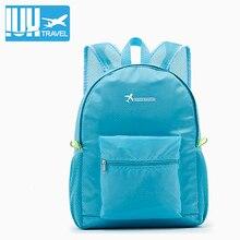Купить с кэшбэком  Fashion Travel Backpack Women Leisure Backpacks For High School Girls Rucksack  Nylon Waterproof Foliding Luggage Travel Bags