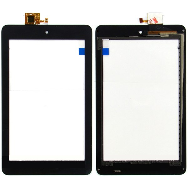 New 7 inch Touch Screen Digitizer Glass For Dell Venue 7 Tablet 3730 tablet PC Free shipping new laptop keyboard for lenovo thinkpad new x1 carbon 2014 deutsch german swedish danish norwegian us layout