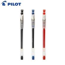 6pcs טייס HI TEC C ג ל עט BLLH 20C3 BLLH 20C4 BLLH 20C5 0.3mm 0.4mm 0.5mm 0.25mm פיננסי עט יפן