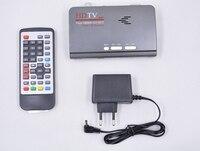 1080P HD DVB T2 DVB T AV To VGA TV Box HDMI VGA AV USB MPEG4
