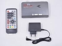 1080 P HD DVB-T2 DVB-T Smart TV Box AV vers VGA TV Box HDMI VGA AV USB MPEG4 DVB-T2 Récepteur, tourner ordinateur à une TV ensemble
