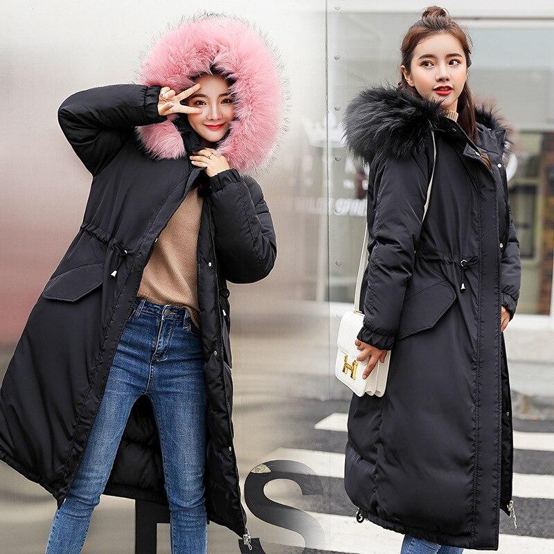Para 2018 largas Mujer abrigo de Invierno de chaquetas nuevas 4UqYvzUR