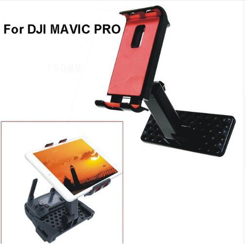 DJI Mavic Pro accessories Remote Control 4-12inch Phone Tablet PC Monitor Holder Bracket For DJI Mavic Pro Free shipping