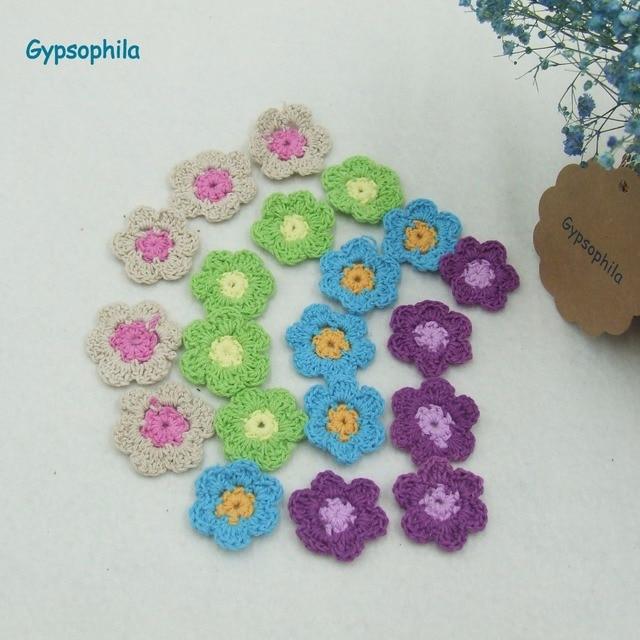 Flores De Ganchillo. Best Claveles De Ganchillo Flores De Crochet ...