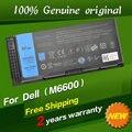 Бесплатная доставка 9GP08 FV993 PG6RC R7PND KJ321 X57F1 Оригинальный Аккумулятор Для ноутбука Для Dell M4600 M6700 11.1 В 97WH
