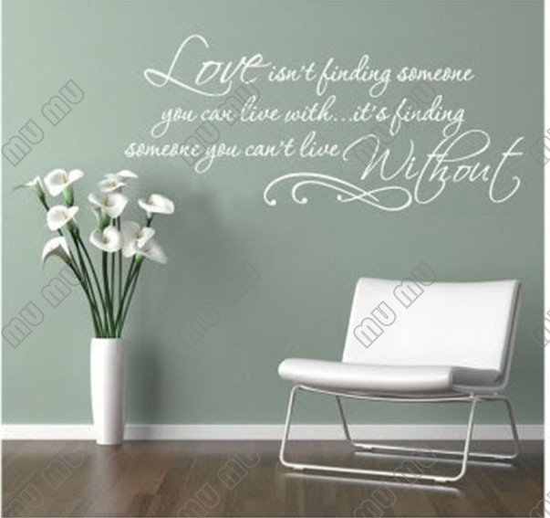 Love Isn T Finding Someone You Can Live With Can T