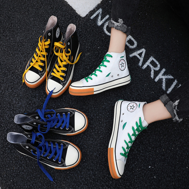 2019 latest style non-leather shoe Men  comfortable Casual Shoes Low Breathable Falt Canvas Shoes Students Style light male shoe 1