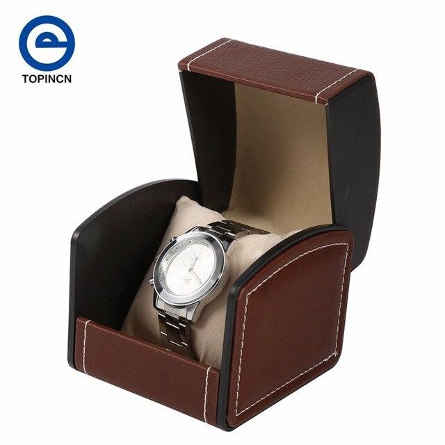 Luxury Jewelry Box Brand New Gift Box BraceletWatch Storage PU