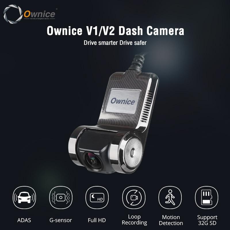 V1 V2 HD 1080P USB Front ADAS DVR Dash Camera Vehicle Driving Recorder Car Video Recorder