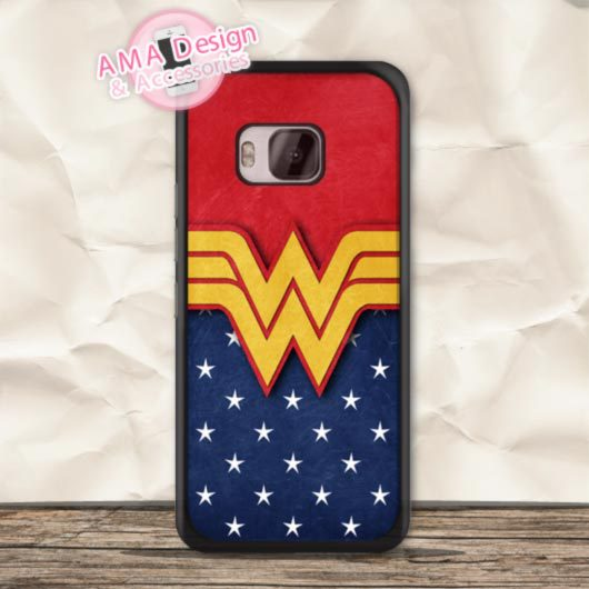 СУПЕРГЕРОЙ Wonder Woman чехол для LG G6 G5 G4 G3 G2 l90 L70 для Nexus 6 5 4 для HTC one X S M10 M9 M8 820 816