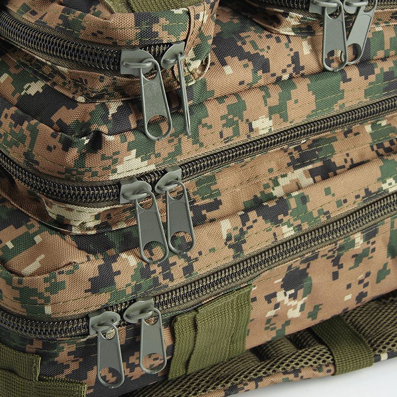 Black Zaino Camouflage In Di army Green Escursione Impermeabile Esercito cp Militare khaki Nylon Sopravvivenza Bag Corsa cl acu Unisex Camouflage Camouflage Tattico Zaini Esterna Grande Capacità 30l Campeggio q8UPW