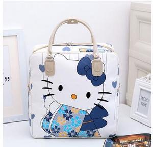 Image 2 - Nowa torebka Hello kitty torebka na ramię torebka podróżna kosmetyczka yey 210
