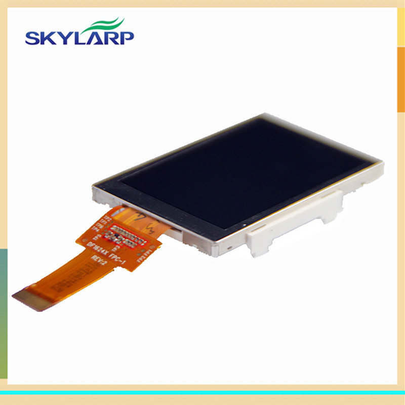 skylarpu 2.6 inch LCD panel For GARMIN GPSMAP 78 78S 78SC 78C Handheld GPS Nnavigation LCD display screen