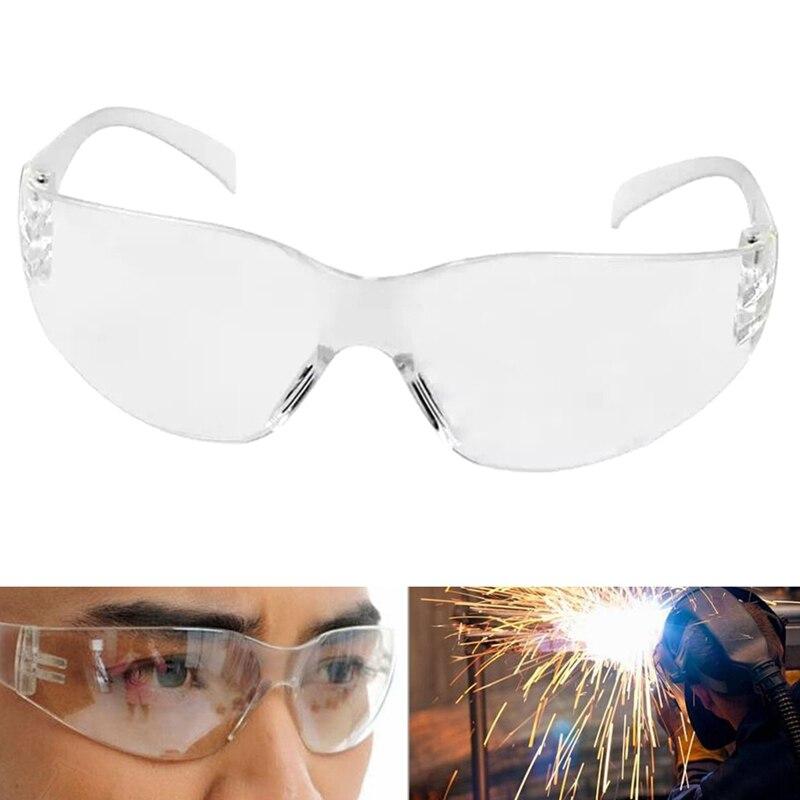 מעבדה רפואי תלמיד Eyewear ברור בטיחות העין מגן נגד ערפל משקפי משקפיים חדש חם למכור