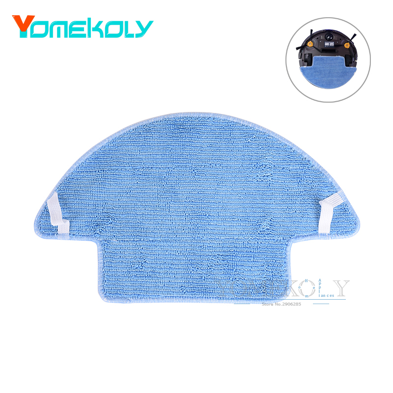 1PC Washable Reusable Mop Cloths For Ecovacs CR333/CR330/CEN330CEN333 Robotic Vacuum Mopping Cloth Vacuum Cleaner Parts1PC Washable Reusable Mop Cloths For Ecovacs CR333/CR330/CEN330CEN333 Robotic Vacuum Mopping Cloth Vacuum Cleaner Parts